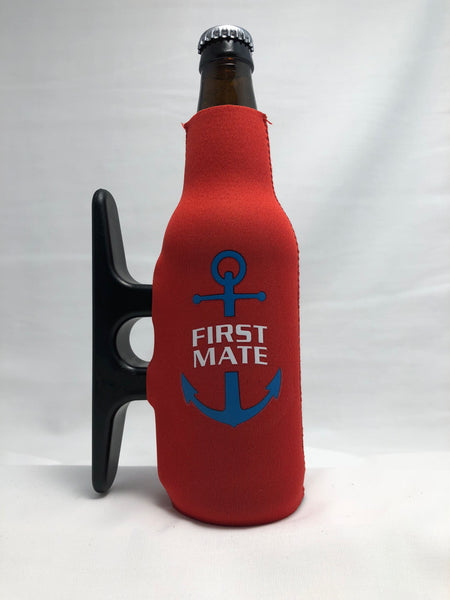 Red Cleatus Cooler, Anchor First Mate
