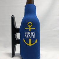 Blue Cleatus Cooler, Anchor First Mate