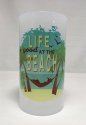 Life Is Good At The Beach - Hammock
