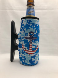 Big H2O Camo Cleatus Cooler, Flag Anchor