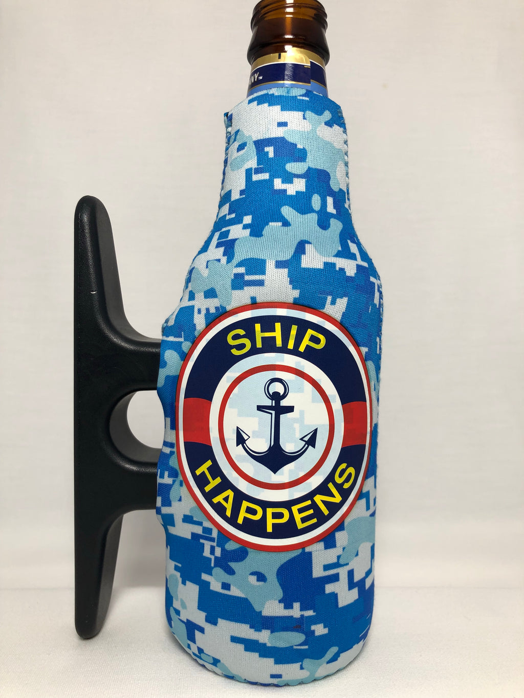 H2O Camo Zipper Cooler, Ship Happens