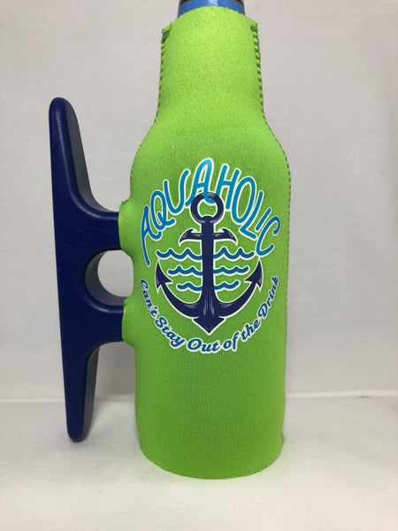 Lime Cleatus Cooler, Aquaholic Anchor