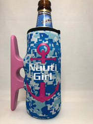 Big H2O Camo Cleatus Cooler, Nauti Girl