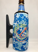 Big H2O Camo Cleatus Cooler, Keep It Reel Green/Orange