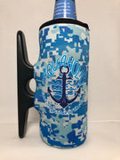 Big H2O Camo Cleatus Cooler, Aquaholic Anchor