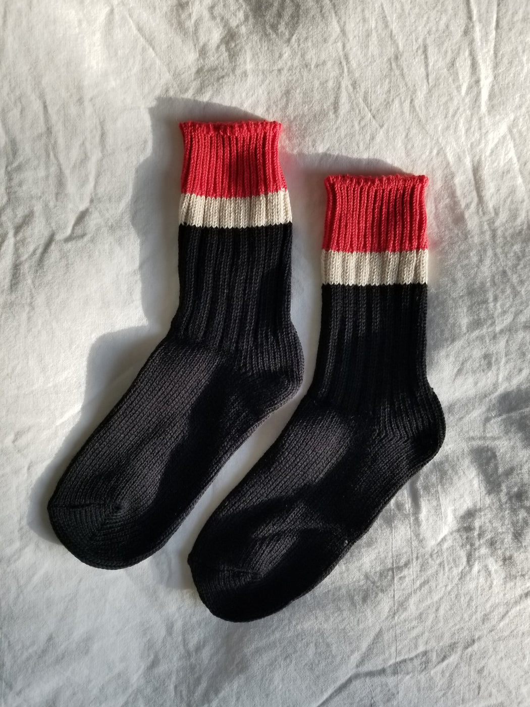 Camp Socks | Black