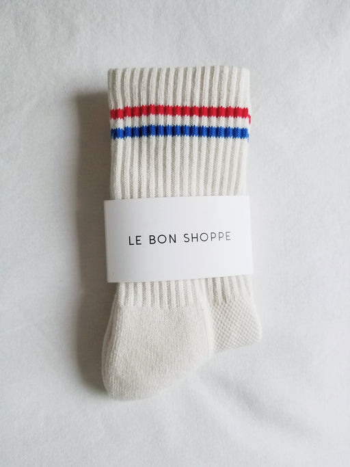 Boyfriend Socks | Milk