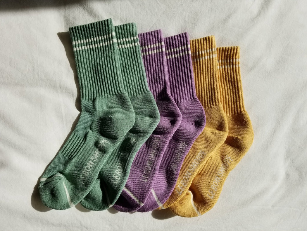 Boyfriend Socks | Meadow