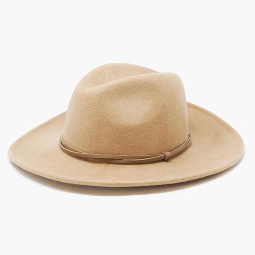 NEW! Connor Felt Panama| Camel