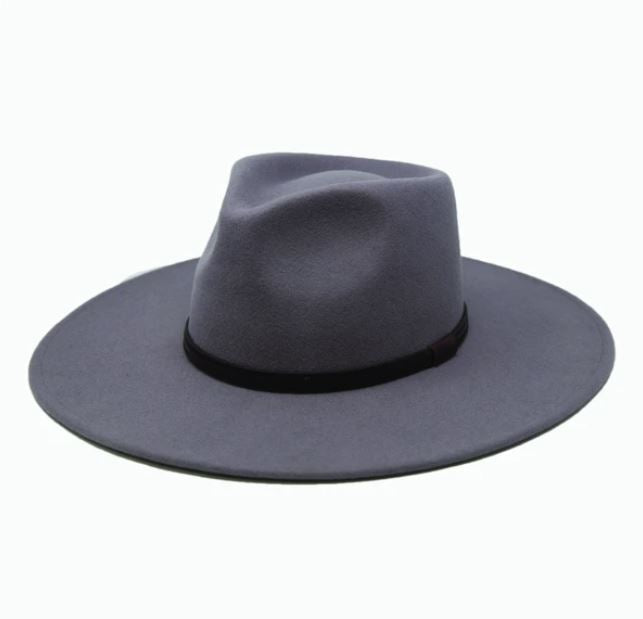 Hunter Hat | Grey