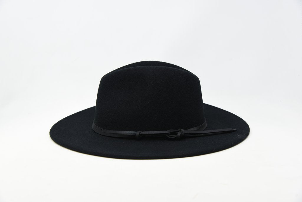 Billie Rancher Hat |  Black