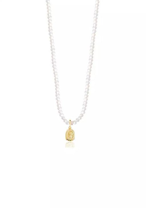 Hermina Ygeia Necklace | Pearl