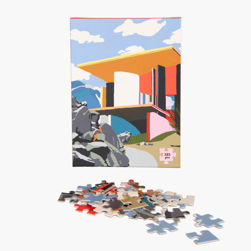 CHARLIE BENNELL Yoro Park 285 Piece Puzzle