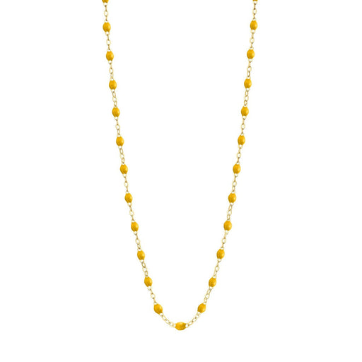 Classic Gigi Yellow necklace | yellow gold, 16.5""