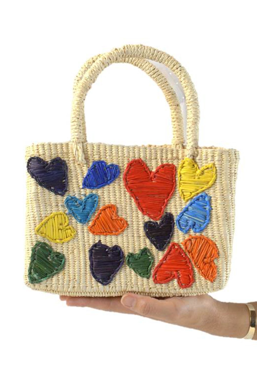 Baby Love Straw Bag
