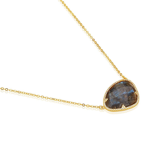 Charina Labradorite Necklace