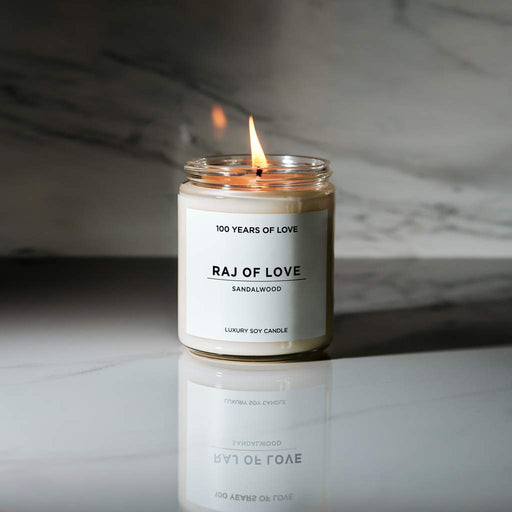 Raj of Love Candle