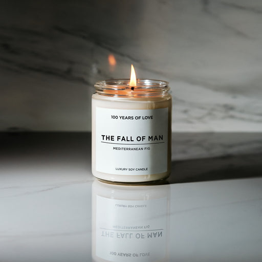 The Fall of Man Candle