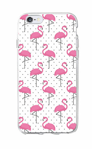 Tropical Summer Flamingo Phonefor iPhone 7 7Plus 6 6S 6Plus 5 8 8Plus X SAMSUNG Phone - The Voyage Collection