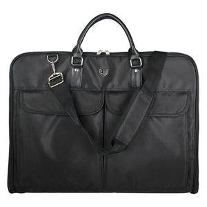 Waterproof Suit or Dress Garment Travel Bag with Hanger Organizer - The Voyage Collection
