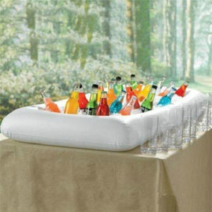 Inflatable Drink Cooler - Summer Pool Party Floaties - The Voyage Collection