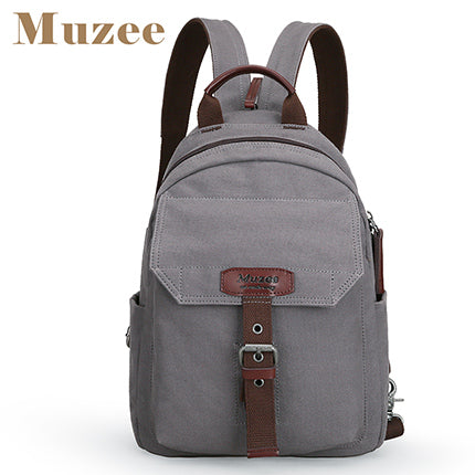 Muzee Vintage Backpack or Cross-Body Bag Sling - The Voyage Collection