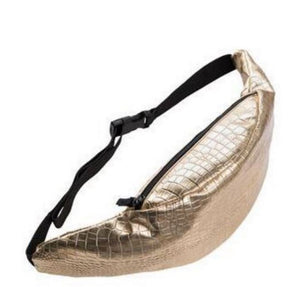 Woman Fanny Pack -  PU leather - Summer Fashion Fanny Pack - The Voyage Collection