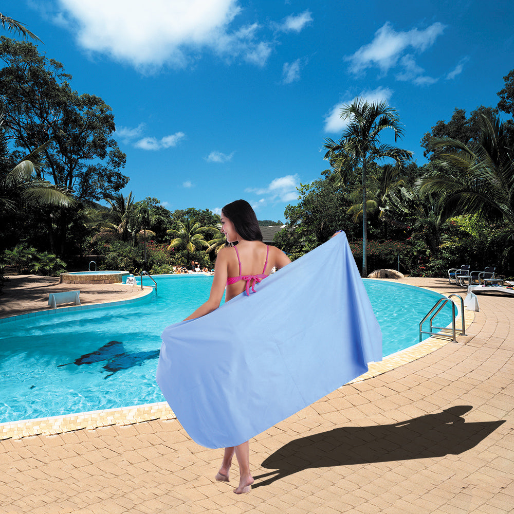 Lightweight Microfiber Quick Drying Towel - Summer Beach Towel Towel - The Voyage Collection