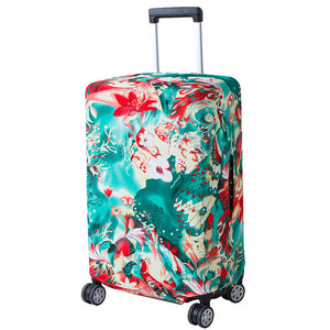 Luggage Accessories – Elastic Protective Luggage Cover for 19-32 Inch – Protective Cover  - The Voyage Collection