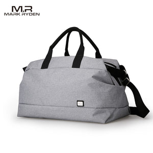 Multi functional Canvas Travel Bag - Waterproof – Business and Leisure Travel Duffle - The Voyage Collection