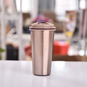 Portable Stainless Steel Coffee Mug 400ml Coffee - The Voyage Collection