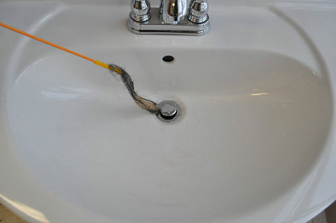 Effective Drain Cleaning Wand