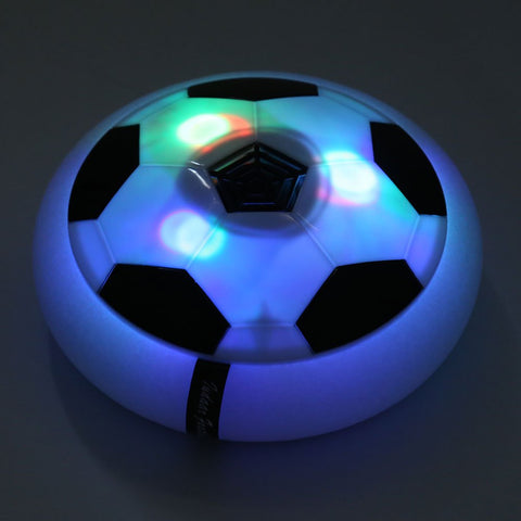 Air-Powered Hovering Football Toy