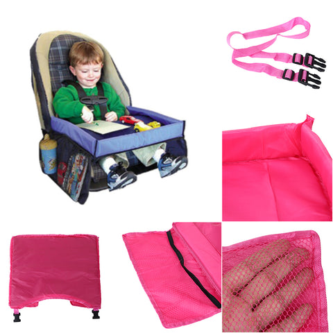 Multi-functional Seat Travel Play Tray For Child