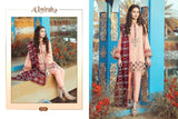 Almirah Pakistani Designer Classic Party Wear Embroidered Lawn Suit