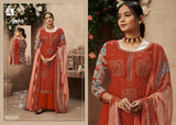 Amber Designer Beautiful Embroidered Shalwar / Plazo Suit