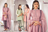Classic Luxury Pure Chinon Silk Embroidered Latest Designer Dress