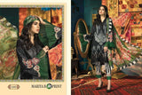 Mariya B Mprints Designer Embroidered Lawn Suit