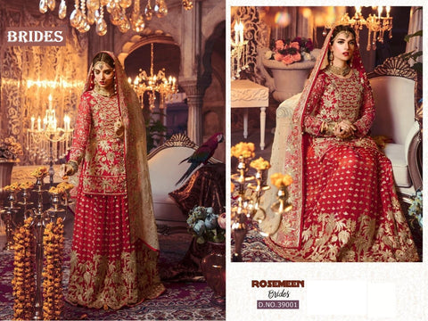 Rosemeen Brides Luxury Wedding Collection Dress - AliShaif