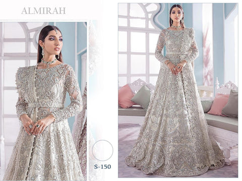 Almirah Pakistani Designer Classic Festive & Party Wear Dress