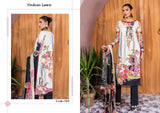 Firdous Exclusive Pakistani Designer Embroidered Lawn Suit
