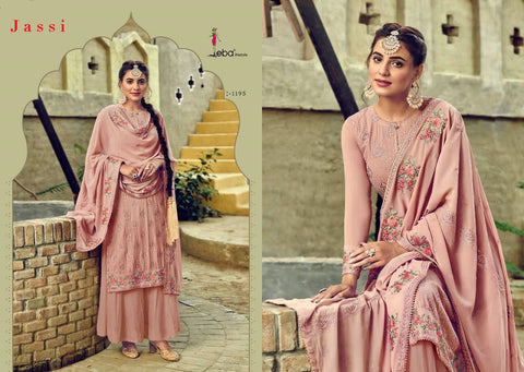 Jassi Designer Classic Hit Wedding & Party Wear Dress