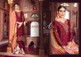 Festive Collection Classic Designer Diamond Work Embroidery Dress - AliShaif