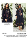 Maria B Pakistani Designer Evening Wear Embroidered Dress - AliShaif