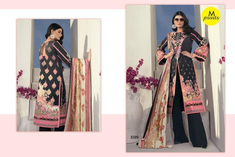 Daily Wear Mprints Cotton Printed Shalwar Suit - AliShaif