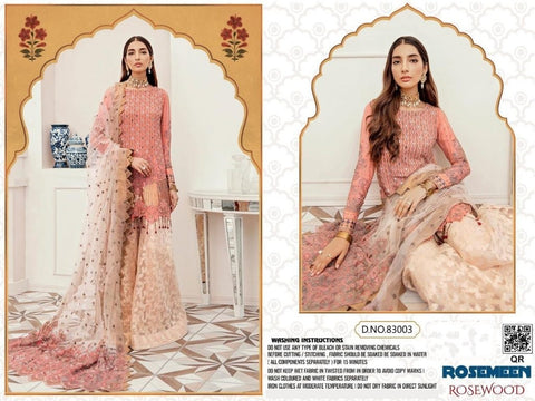 Rosemeen Pakistani Designer Awesome Festive & Party Wear Dress