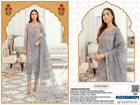 Rosemeen Pakistani Designer Hit Festive & Party Wear Dress - AliShaif