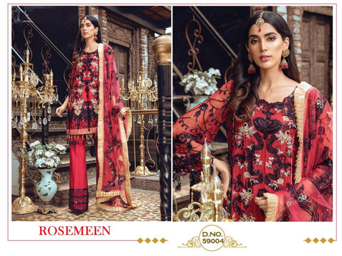 Rosemeen Pakistani Designer Festive Wear Embroidered Dress