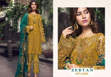 Serene Pakistani Designer Exclusive Wedding & Party Wear Dress
