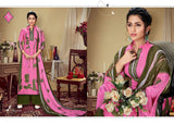 Minar Designer Pure Lawn Cambric Printed Shalwar Suit